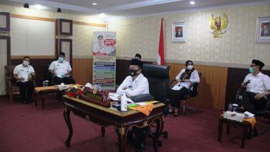 Photo of Peringatan HUT RI ke 75 Di Bengkulu Terapkan Protokol Kesehatan