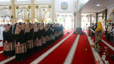 Photo of Pelantikan Pengurus Majelis Taklim Wisata Ibu Provinsi Bengkulu