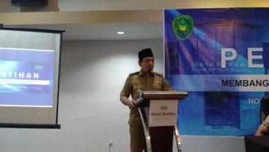 Photo of Pelatihan Mitra Quantum Global (MQG), Dedy Berharap PDAM Semakin Maju