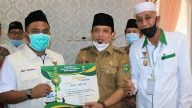 Photo of Pemkot  Bengkulu Berikan Reward Kepada Sopir Ambulance