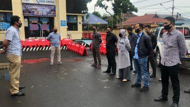 Photo of Polres Rejang Lebing Berlakukan Satker, Upaya Pencegahan Covid-19
