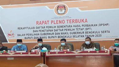 Photo of KPU BS Menggelar Rapat Pleno Terbuka Rekapitulasi