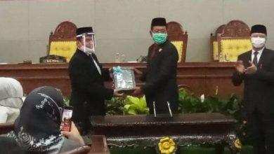 Photo of BPK RI Bengkulu Serahkan LHP LKPD 2019 ke DPRD Provinsi Bengkulu