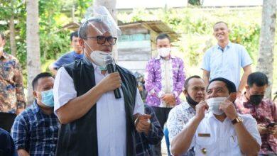Photo of Irjen Kementerian ESDM Kunjungi Para Nelayan Teluk Sepang