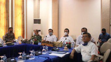 Photo of Pemerintah Bengkulu Tengah Mengikuti Rapat Virtual Terkait Regulasi Omnibus Law