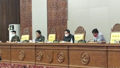 Photo of Banmus Laporkan Rencana Materi dan Jadwal Paripurna