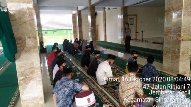 Photo of Sat Binmas Polres Bengkulu, Jalankan Program Binluh Di Pesantren Pancasila