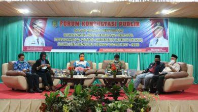 Photo of Forum Konsultasi Publik, Membahas RPJMD Bengkulu Tengah Tahun 2017-2022
