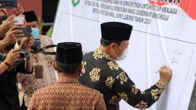 Photo of Pilkada Serentak Bengkulu, Pemkab Lebong Deklarasi Netralitas ASN