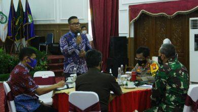 Photo of Pemprov Bengkulu Bersama Forkopimda Dukung Pergub No. 22 Tahun 2020