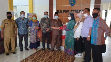 Photo of Bapelitbang Kota Bengkulu Terima Kunjungan Kerja Pansus DPRD Kota Padang