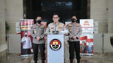 Photo of Kapolri Jendral Idham Aziz : Dianggap Telah Lalai, 2 Kapolda Langsung Dicopot
