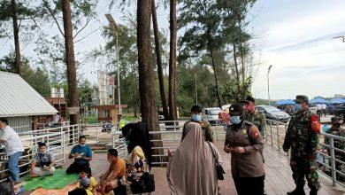 Photo of Ops Yustisi, Tim Gabungan Tegur Warga Tak Memakai Masker