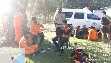 Photo of Bantu Pencarian, 2 Korban Tenggelam di Pantai Kaur Belum Ditemukan