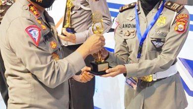 Photo of Direktorat Lalu lintas Polda Bengkulu Raih 3 Kategori Juara Sekaligus