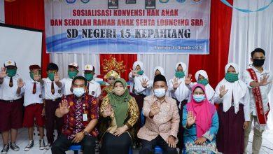 Photo of Plt. Bupati Kepahiang Lauching Sekolah Ramah Anak (SRA)
