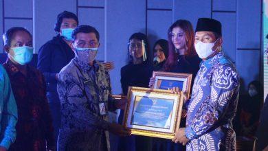 Photo of Sukses Selenggarakan SKB, Pemprov Bengkulu Menerima Penghargaan Dari BKN RI