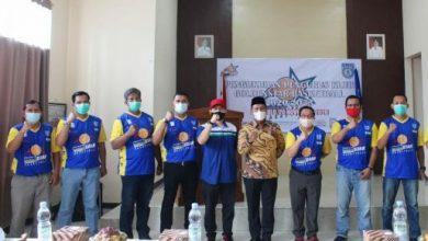 Photo of Plt Gubernur Bengkulu Hadiri Pengukuhan Pengurus Klub Gloden Star Bengkulu Masa Bakti 2020-2023