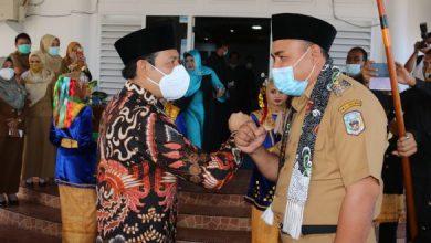 Photo of Kunker Ke Bengkulu, Plt Sarolangun Apresiasi Dengan Program HD Oto dan 1001 Janda