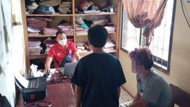 Photo of Kedapatan Curi Aki Mobil, 2 Pemuda Diamankan Polisi Polsek Teluk Segara