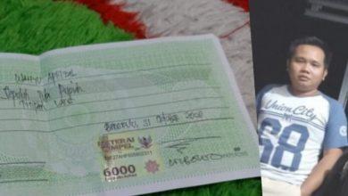 Photo of Mendadak Viral, Wahyu : Kwitansi Pinjaman Pribadi, Bukan Fee Proyek