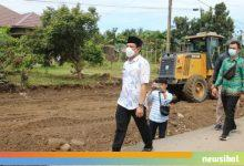 Photo of Plt Walikota Dedy Wahyudi Cek Pembangunan Jalan Dua Jalur Padang Serai