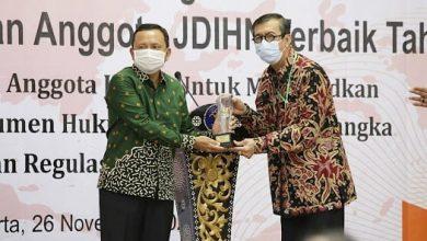 Photo of Provinsi Bengkulu Dinobatkan Anggota JDIH Terbaik I Tingkat Pemerintah Katagori Menengah
