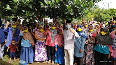Photo of Rohidin Silaturahmi ke Masyarakat Argamakmur, Kampanyekan Program Gratis Pajak Motor