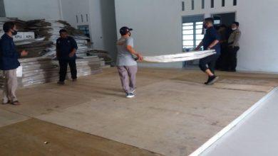 Photo of Pilkada Serentak, 222 Kotak Suara Sudah Sampai di KPU Lebong
