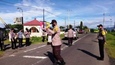 Photo of Polsek Curup Gelar Ops Yustisi, 25 Pengendara Terjaring Tidak Gunakan Masker