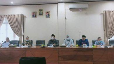Photo of Bapemperda DPRD Kota Bengkulu Bahas Kenaikan Status Badan Hukum PDAM