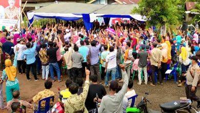 Photo of Warga Bengkulu Tengah Berbondong-Bondong, Sambut Kampanye Helmi-Muslihan