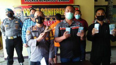 Photo of Polres Bengkulu Tengah Resmi Tahan Mantan Pjs Kades Korupsi DD Ratusan Juta
