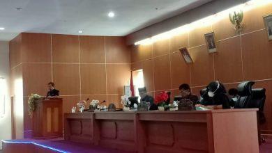 Photo of DPRD Bengkulu Tengah Gelar Rapat Paripurna Nota Pengantar Keuangan APBD Anggaran 2021