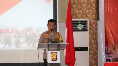 Photo of Pengamanan Perhitungan Suara, Kapolda Bengkulu Turunkan Ratusan Personil