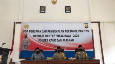Photo of Polres Kaur Minta Personil Tegakkan Prokes di TPS