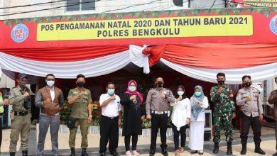 Photo of Tim Kesehatan Dinkes Kota Bengkulu Ikut Dilibatkan Dalam Rangka Pengamanan Nataru