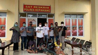 Photo of Cabuli Anak Dibawah Umur, 5 Pelaku Berhasil Ditangkap Polisi