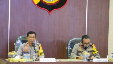 Photo of Press Konference Polda Bengkulu Sampaikan Penurunan Tindak Pidana Selama Tahun 2020