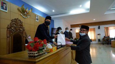 Photo of Tanggapan Fraksi DPRD BU Raperda Tentang Inisiatif Jamkesda