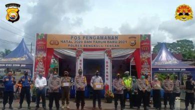 Photo of Wakapolres Benteng Beri Tali Asih Kepada Petugas Pospam dan Posyan