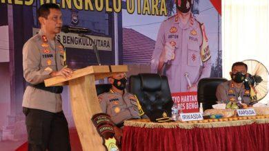 Photo of Polda Bengkulu Resmikan GSG Polres BU dan Mako Polsek Enggano
