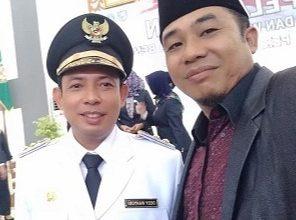Photo of Dedy Ucapkan Selamat Ditunjuknya Marliadi sebagai Ketua DPC Partai Gerindra Kota Bengkulu