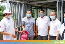 Photo of Pemkot Bengkulu Bersama PT Pertamina Launching Kartu Pelanggan Elpiji 3 Kg