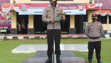 Photo of 46 Personil Naik Pangkat, Kapolres BS : Pangkat Baru Dengan Semangat Baru