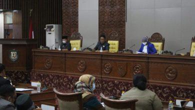 Photo of Rapat Paripurna Pembukaan Masa Persidangan Ke – I Tahun 2021 DPRD Provinsi Bengkulu