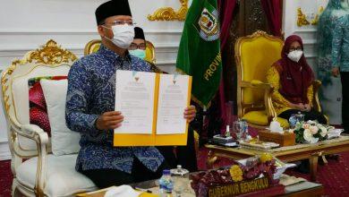 Photo of Gubernur Terima LHP, Siap Tindaklanjuti Rekomendasi BPK