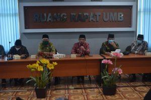 Photo of Kunjungi Kampus UMB, Pemkot Akan Kolaborasi Atasi Sampah dan Pengelolaannya