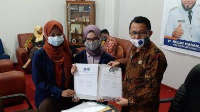 Photo of Sesda Terima Pembekalan lokakarya I KKN-T IPB di Kota Bengkulu