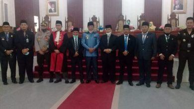 Photo of DPRD Lebong Gelar Rapat Paripurna Penyampaian Pengumuman Dan Pemberhentian Bupati dan Wakil Bupati Lebong Masa Bakti 2016-2021